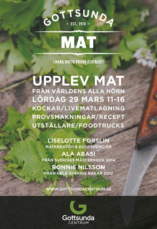 Gottsunda Mat 29 mars