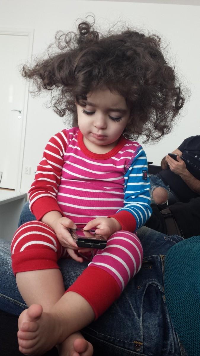 Världens bästa systerdotter!