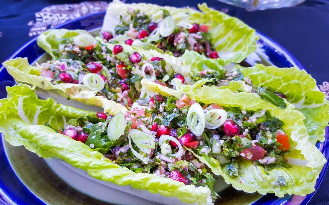 Tabbouli – Libanesisk persiljesallad