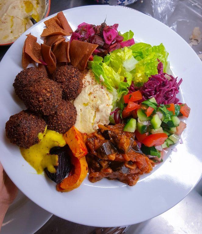 Falafel, 4-6 portioner