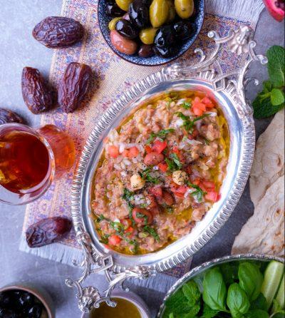 Foul moudamas – Bönröra, 4 portioner, 15 minuter